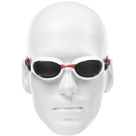 speedo Aquapure Goggles usa red/smoke